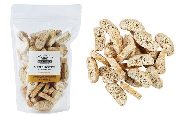 Cantucci biscotti mini - almond