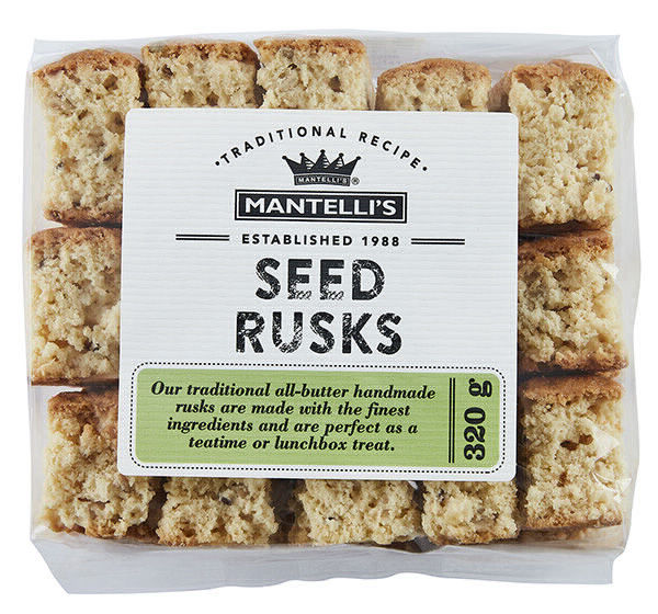 Rusk pack - seed